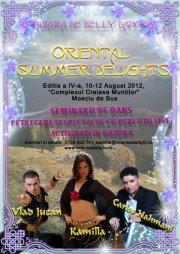 Oriental Summer Delights